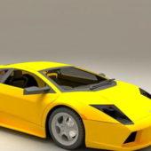 Car Lamborghini Murcielago Roadster