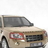 Land Rover Freelander Car