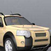 Car Land Rover Freelander