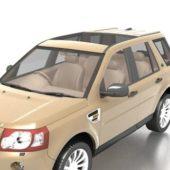 Land Rover Freelander Suv Car