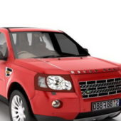Land Rover Freelander Car V2