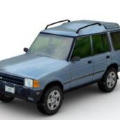 Land Rover Car Lr3