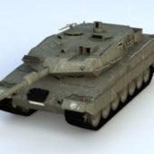 Germany Leopard 2a6 Tank