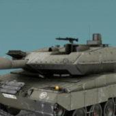 Leopard 2a6 Germany Tank
