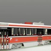 Vehicle Light Rail Transit Vehicle Streetcar