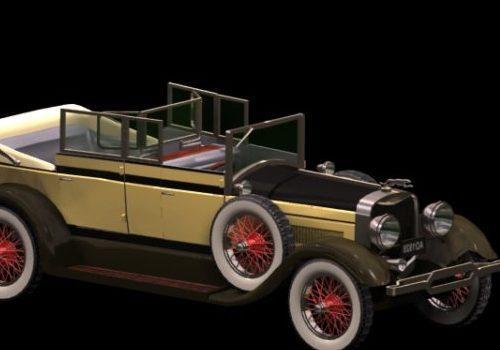 Lincoln Touring Sedan Car