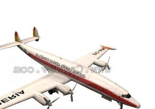 Us Lockheed Constellation Aircraft