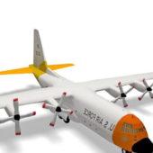 Lockheed Martin Hercules Transport Aircraft