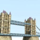 Building London Tower Bridge