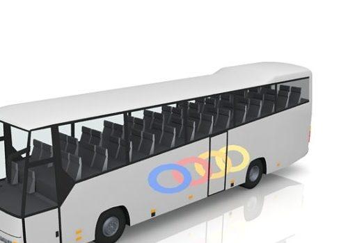 Vehicle Intercity Bus