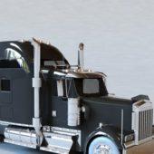Long Nose Heavy Truck
