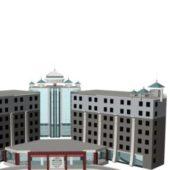 Luxury Hotel Design Architectural