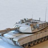 Ww2 M1 Abrams Tank