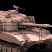 Military M109 Howitzer
