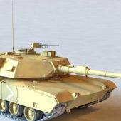 Us M1a2 Abrams Ww2 Tank