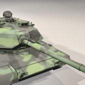 General Dynamics M1a2 Tank
