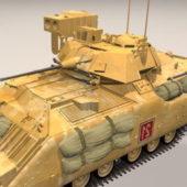 Us M2 Bradley Tank