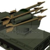 Military M7 Self-propelled Artillery
