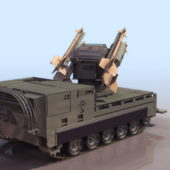 Military M730a2 Missile Launcher