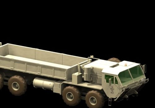M977 Hemtt Off-road Cargo Truck