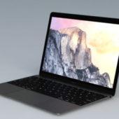 Macbook Laptop Space Gray