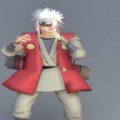 Game Character Male Ninja