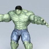 Marvel Avengers Hulk Character