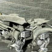 Mechanical Beast Robot