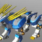 Beast Art Robot