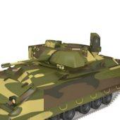 Military Mechanized Infantry Vehicle