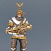 Medieval Archer Warrior