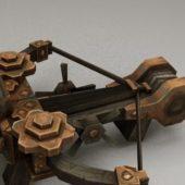 Weapon Medieval Ballista