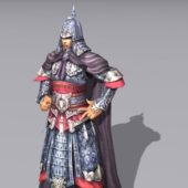 Medieval Character Chinese General