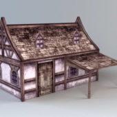 Medieval Old Folk House