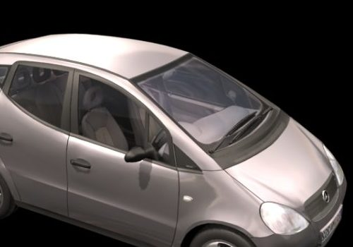 Car Mercedes-benz A 140 5-door Hatchback