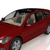 Mercedes Benz A Class Car