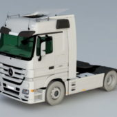 Heavy Duty Mercedes Benz Actros Tractor