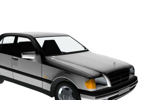 Car Mercedes Benz C Class Sedan