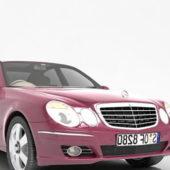 Mercedes Benz E Class Car