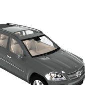 Grey Mercedes Benz Gl Suv