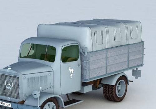 Mercedes-benz Vehicle L3000 Truck