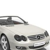 Mercedes Benz Sl500 Convertible Car