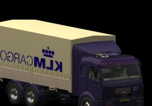 Mercedes-benz Truck Vehicle