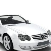 Mercedes Sls Amg Convertible Car