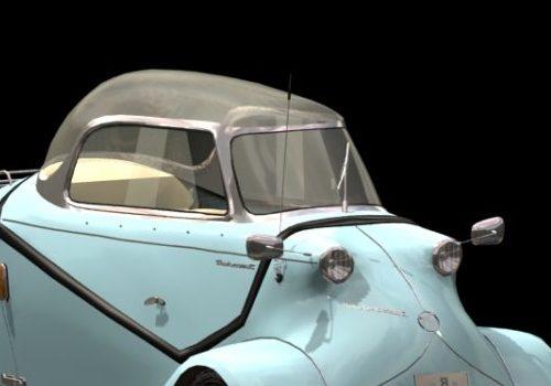 Messerschmitt Kr200 Microcar Car
