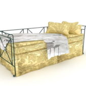 Bedroom Metal Daybed