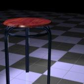 Metal Furniture Dining Stool