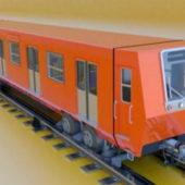 City Metro Train