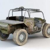 Military Buggy Vehicle