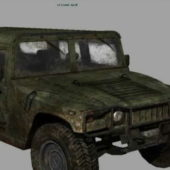 Military Hummer Camouflage